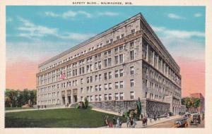 Wisconsin Milwaukee Safety Building