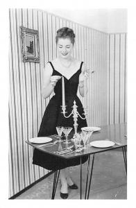 Pat Goddard perfect housewife hostess, model 1955 Nostalgia Reprint