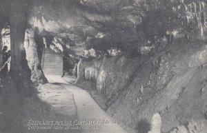 LURAY , Virginia , 1906 ; Entrance Avenue, Caverns of Luray