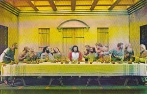 The Last Supper The Prince Of Peace Memorial Silver Springs Florida