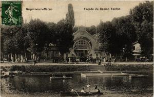 CPA Nogent sur Marne - Facade du Casino Tanton (275103)