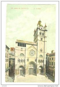 S. Lorenzo, GENOVA (Liguria), Italy, 1900-1910s