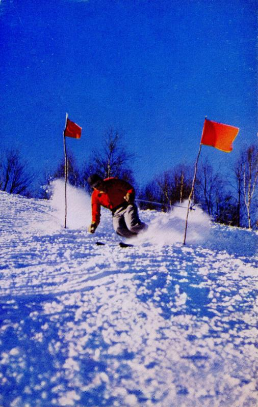 Skiing - Excellent Slalom