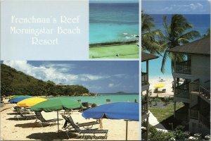 postcard  U.S. Virgin Islands - Frenchman's Reef Morningstar Beach Resort