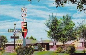 Wyoming Worland Sun Valley Motel