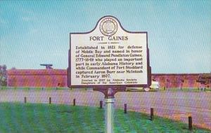 Historic Fort Gaines Civil War Museum Operated By Dauphin Island Park And Bea...