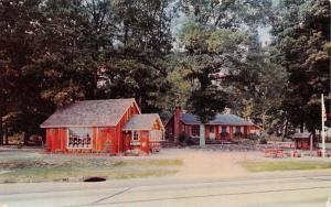 Franklinville NH Hessian Potterey @ Redwood Cottage~Reuling, Prop 1950s