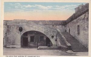 The Arch, Fort Marion, St. Augustine, Florida, 00-10s