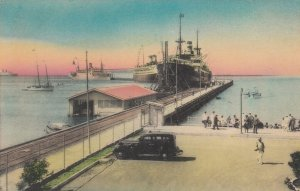 Port-Au-Prince , HAITI , 1900-10s ; Rade. The Harbor