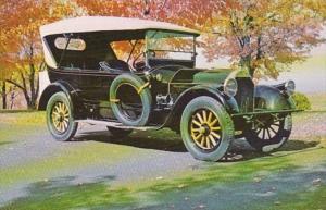 1918 Pierce Arrow Touring Car