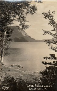RP: WESTMORE , Vermont ,  1910-20s ; Lake Willoughby # 2