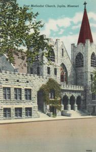 JOPLIN , Missouri, 1930-40s; First Methodist Church