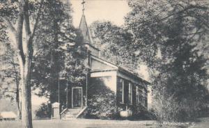 Methodist Church , HILLSBOROUGH , North Carolina , 20-30s