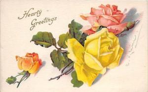 Artist Catherine Klein Postcard Old Vintage Antique Post Card Unused