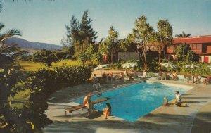 KAHULUI , Maui , Hawaii, 1950-60s ; Maui Palms Hotel , Swimming Pool