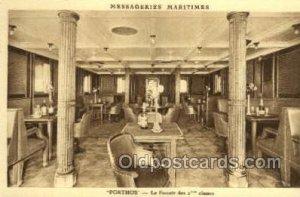 Messageries Maritimes Porthos Ship Unused
