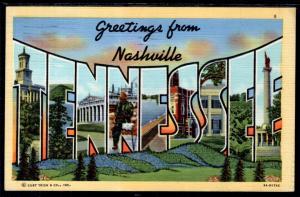 Greetings From Nashville,TN BIN