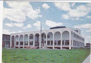 Le Palais de Justice, en face du parc Dessaulles, Saint-Hyacinthe La Jolie, P...