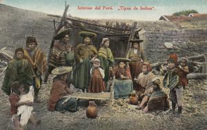 PERU , 00-10s ; Tipos de Indios