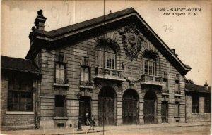 CPA St-OUEN Rue Ampere (569262)