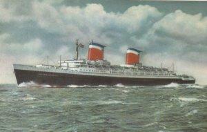 Ocean Liner S.S. UNITED STATES  , 40-60s