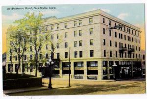 Wahkonsa Hotel, Fort Dodge IA