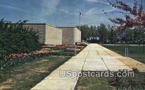 Tulip Time, Eisenhower Museum - Abilene, Kansas KS