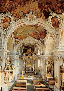 Innsbruck Tirol Basilika Wilten Our Lady under the Four Pillars Basilique