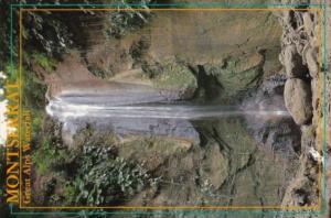 Montserrat The Great Alps Waterfall