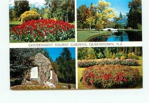 Government Tourist Gardens Queenstown New Zealand