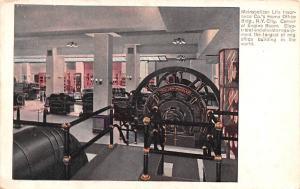 Insurance Advertising Old Vintage Antique Post Card Metropolitain Life Insura...