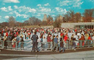 ST. LOUIS , Missouri , 1950-60s ; Mark C. Steinberg Memorial Ice Skating Rink