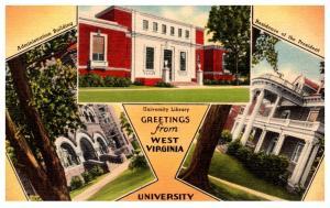 West Virginia University , Multi-view