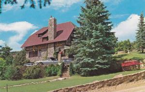 Exterior, Craftwood Inn, Manitou Springs, Colorado, 40-60s