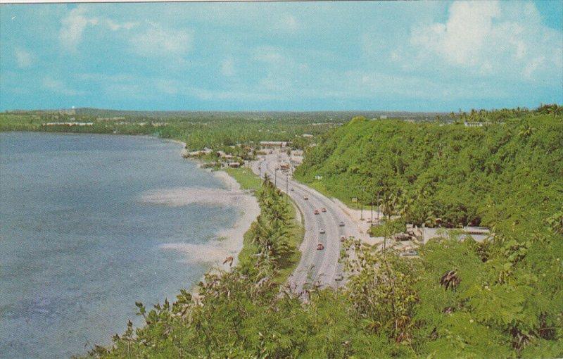 Marine Drive , GUAM , 50-60s