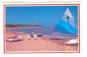 Dorada Beach, Puerto Plata, Rep. Dominicana, PU-1989