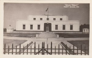 RP: FORT KNOX , Kentucky , 1930s ; Gold Vault
