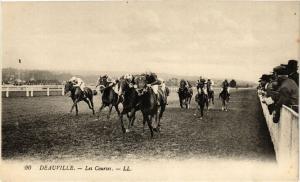 CPA DEAUVILLE - Les Courses (272416)