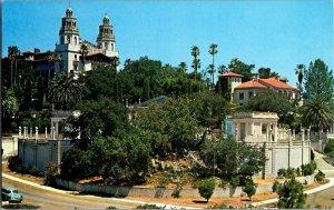 Hearst San Simeon State Historical Monument Vintage Postcard Standard View Card