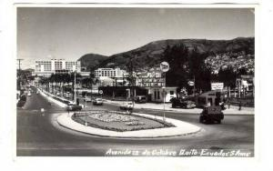 RP; ESSO & MOBILOIL Gas Stations, Avenida 12 de Octubre, QUITO, Ecuador, 40-50s