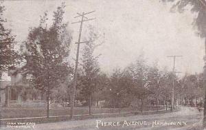 New York Hamburg Pierce Avenue 1907