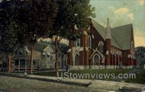 St Mary's Church Gloversville NY 1913