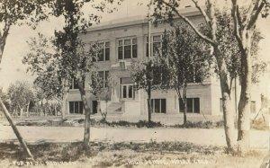 RP: HOLLY , Colorado , 1916 ; High School