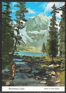 1976 Snowmass Lake, Aspen, Colorado, unused