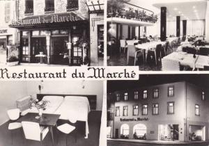 RP: BEAUNE, France , 30-50s ; Restaurant du Marche