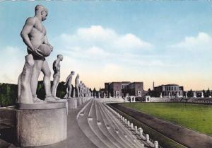 ROMA, Arena and Forum Italico, Lazio, Italy, 50-70s