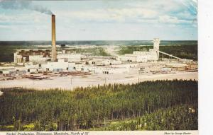 Nickel Production, Thompson, Manitoba,  Canada,   50-70s