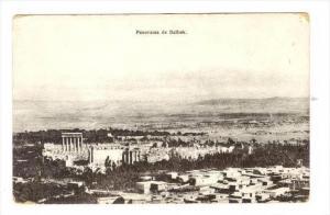 Panorama de Balbek , Lebanon , 00-10s