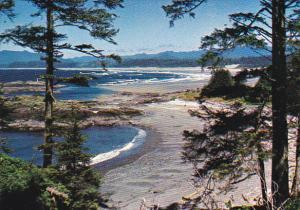 Canada Long Beach Vancouver Island British Columbia