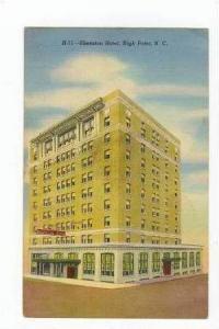 Sheraton Hotel, High Point, North Carolina, 1930-40s